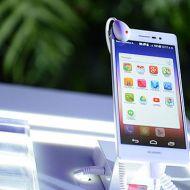 Imagen del nuevo teléfono de Huawei