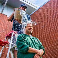 El Ice Bucket Challenge fue uno de los eventos más virales del 2014