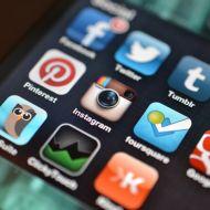 Hay muchas aplicaciones y redes que trabajan con el azul
