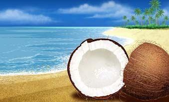 Usos del agua de coco