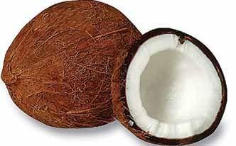 Receta casera a base de coco